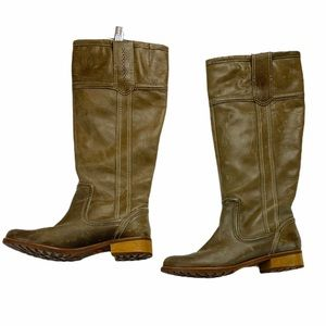Timberland Bethel Brogue Boots Size 9